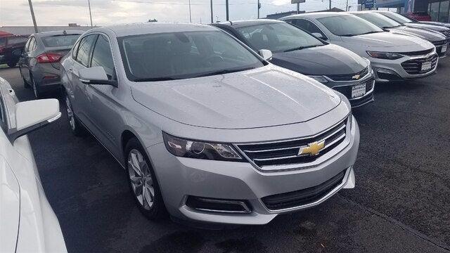 2018 Chevrolet Impala Lt In Rolla Mo St Louis Chevrolet Impala Fairground Auto Plaza